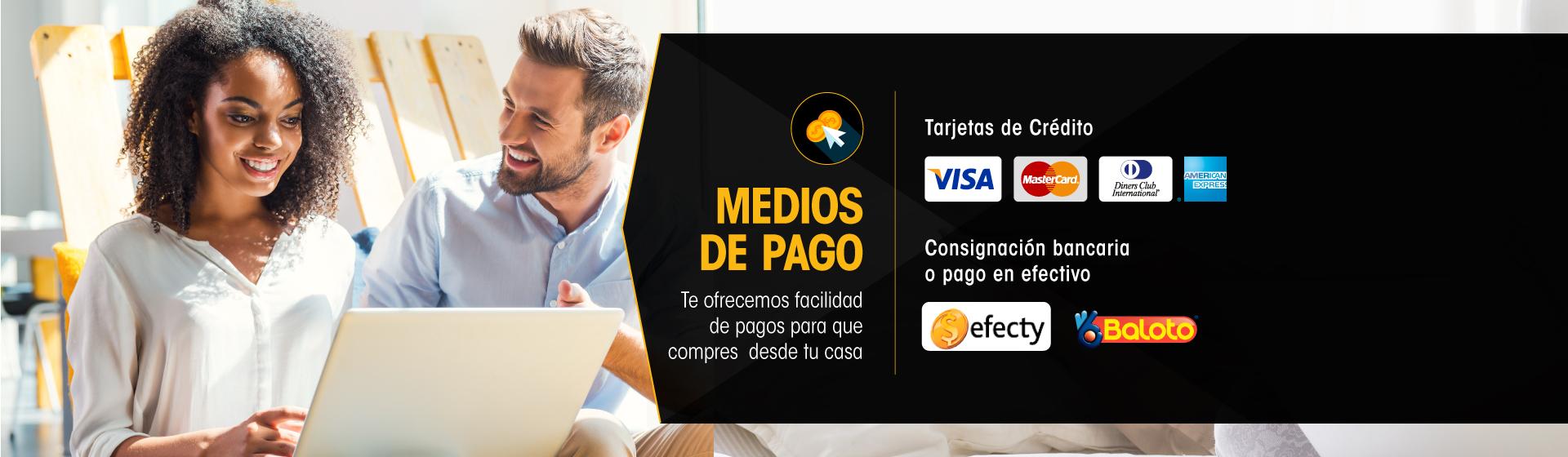 Nuevos medios de pago